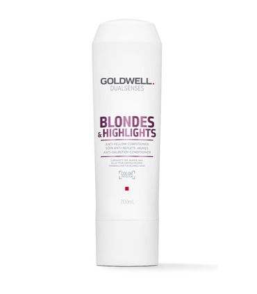 Goldwell Dualsenses Blond & Highlights Anti Yellow Conditioner 200 ml