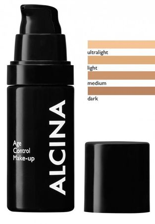 Alcina Age Control Make Up Dark 30 ml