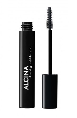 Alcina Amazing Lash Mascara 010 Black