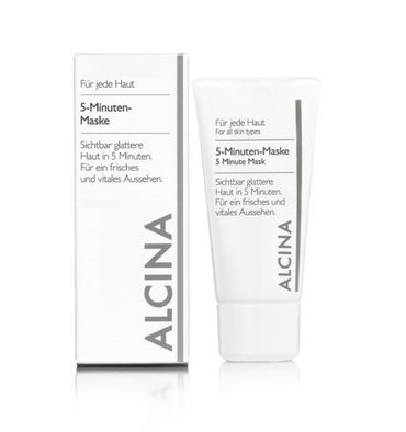 Alcina B 5 Minuten Maske 50 ml