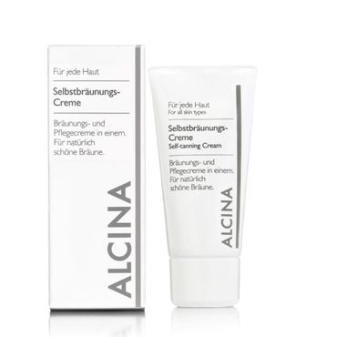 Alcina B Selbstbräunungs Creme 50 ml