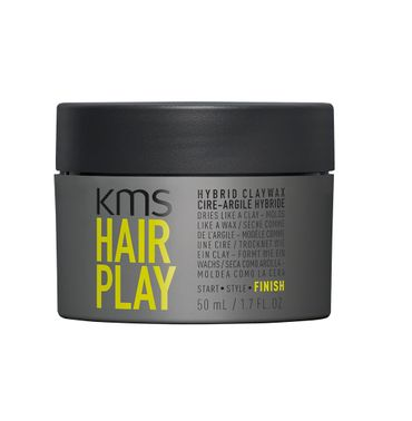 KMS Hair Play Hybrid Claywax 50 ml