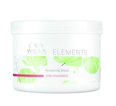 Wella Professionals Care Elements Stärkende Kur 500 ml