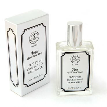 Taylor of old Bond Street Platinum Collection Fragrance 50 ml
