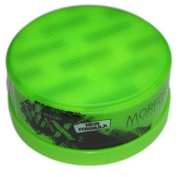 Morfose Professional Pro Hair Wax 2 Matte Wax Styling 150 ml