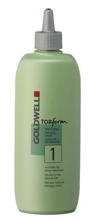 Goldwell Topform 1 Well Lotion 500 ml
