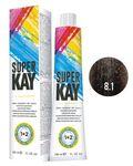 Kepro Super Kay Haarfarbe mit Ultraphlex 8.1 Hellblond Ash 180 ml