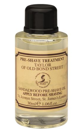 Taylor Sandalwood Pre Shave Oil 30 ml