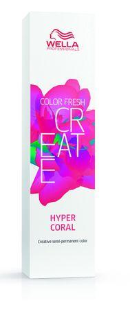 Wella Professionals Color Fresh Create Hyper Coral 60 ml