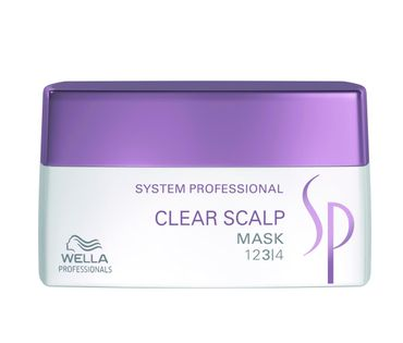 Wella System Professional Clear Scalp Mask 200 ml