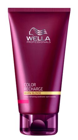Wella Professionals Color Recharge Warm Blonde Conditioner 200 ml