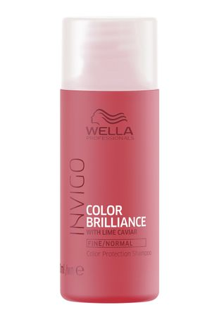Wella Professionals Invigo Color Brilliance Shampoo fein/normal 50 ml