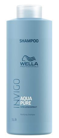 Wella Professionals Invigo Aqua Pure Shampoo 1000 ml