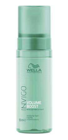 Wella Professionals Invigo Volume Boost Volumen Schaum 150 ml