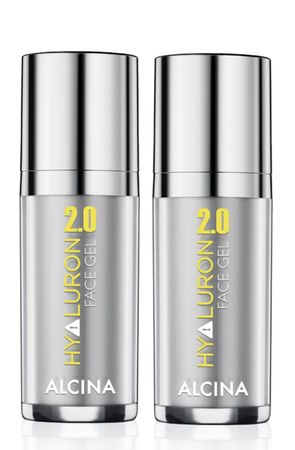 2er Alcina Hyaluron 2.0 Face Gel 30 ml