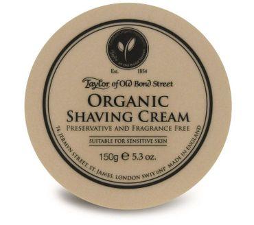 Taylor Organic Shaving Cream 150 g