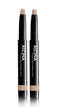2er Alcina Creamy Eye Shadow Stick Taupe 010