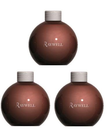 3er Raywell Vivage Shampoo Reflex Anti Age 5.5 Mahagoni 250 ml
