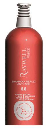 Raywell Vivace Shampoo Reflex Anti Age 6.6 Rot 1000 ml