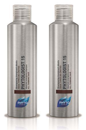 2er Phyto Paris Phytologist 15 Shampoo 200 ml