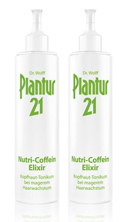 2er Plantur 21 Nutri Coffein Elixier 200 ml