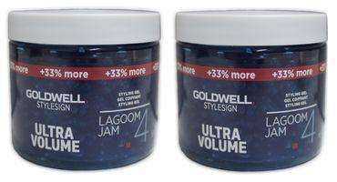 2er Goldwell Stylesign Ultra Volume Lagoom Jam 200 ml