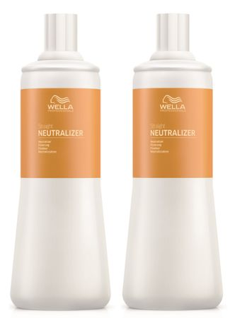 2er Wella Professionals Straight Neutralizer 1000 ml