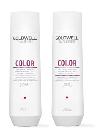 2er Goldwell Dualsenses Color Brilliance Shampoo 250 ml
