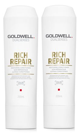 2er Goldwell Dualsenses Rich Repair Aufbau Conditioner 200 ml