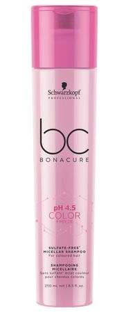 Schwarzkopf Professional Bonacure Color Freeze Sulfatfreies Shampoo 250 ml