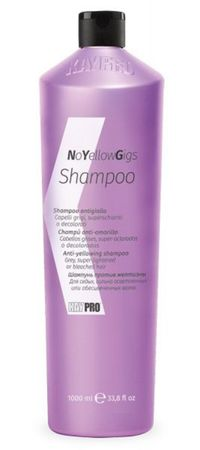 Kepro Kay Pro No Yellow Gigs Shampoo 1000 ml