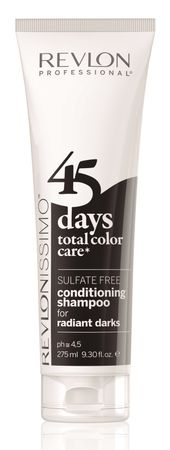 Revlon Revlonissimo 45 Days Conditioning Shampoo Radiant Darks 275 ml