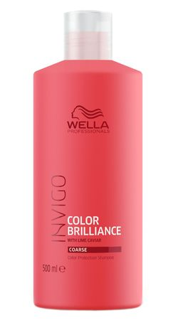 Wella Professionals Invigo Color Brilliance Shampoo kräftig 500 ml
