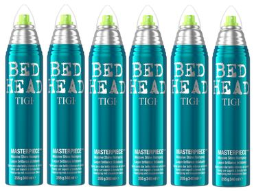 6er TIGI Bed Head Masterpiece Hairspray 340 ml