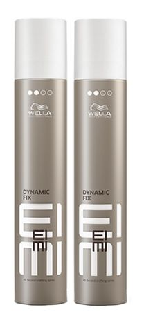 2er Wella Professionals EIMI Dynamic Fix 45 Seconds Styler Modellier Spray 500 ml