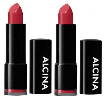 2er Alcina Intense Lipstick 010 Henna
