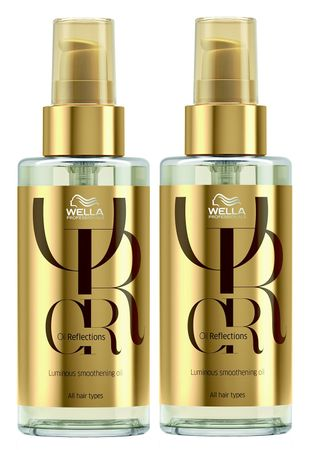 2er Wella Professionals Oil Reflections Smoothening Oil 100 ml