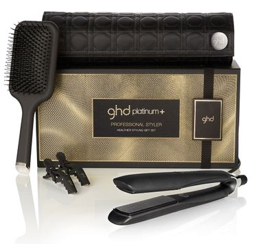 GHD Platinum+ Professional Styler Healthier Styling Gift Set
