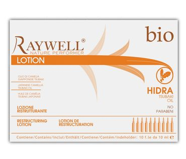 Raywell Bio Hidra Restructuring Lotion 10 x 10 ml
