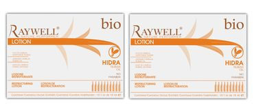 2er Raywell Bio Hidra Restructuring Lotion 10 x 10 ml
