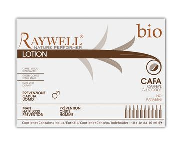 Raywell Bio Cafa Man Hair Loss Prevention 10 x 10 ml
