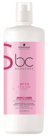 Schwarzkopf Professional Bonacure Color Freeze Rich Shampoo 1000 ml