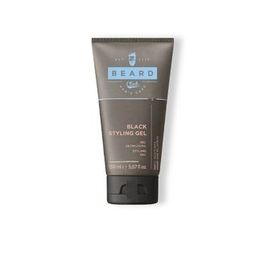 Beard Club Black Styling Gel 150 ml