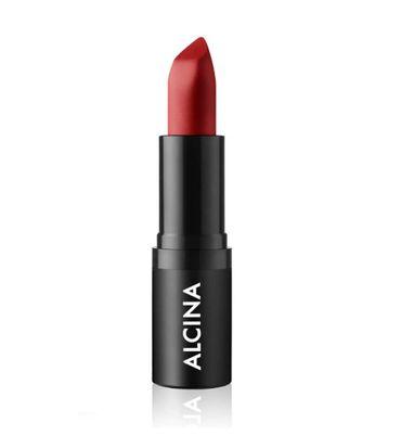 Alcina Matt Lip Colour Chili Red