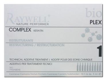 Raywell Bioplex Keratin Complex 10 x 5 ml