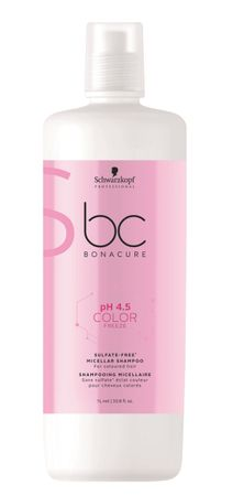 Schwarzkopf Professional Bonacure Color Freeze Sulfatfreies Shampoo 1000 ml