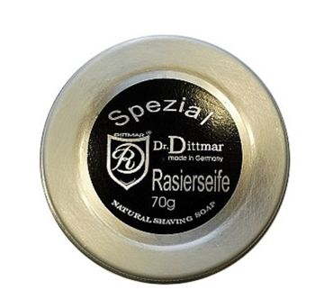 Dr. Dittmar Rasierseife Spezial in Aludose 70 g