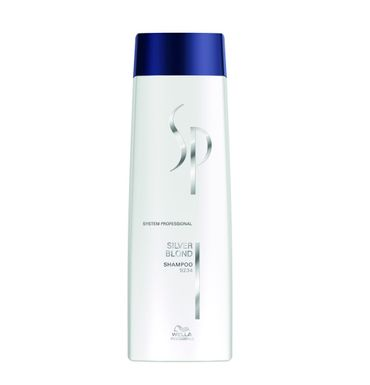 Wella SP System Professional Care Expert Kit Silver Blond Shampoo 250 ml