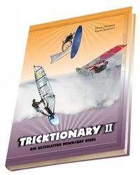 WINDSURFING Buch Tricktionary 2 – image 1