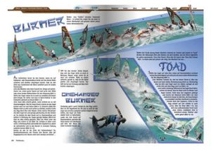 WINDSURFING Buch Tricktionary 2 – image 2